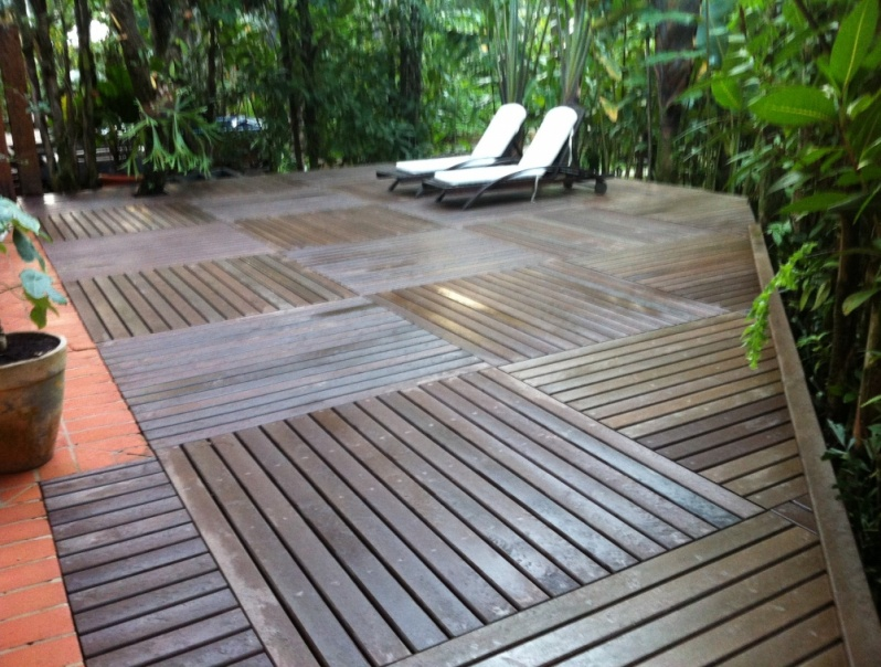 Deck Artificial WPC