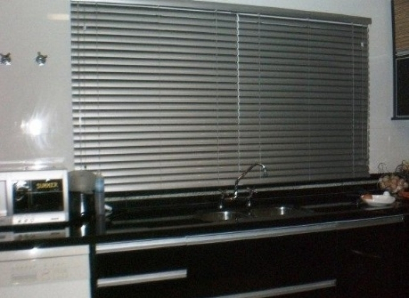 Persiana Horizontal de Pvc